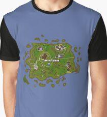 Old School RuneScape Tutorial Island Graphic T-Shirt