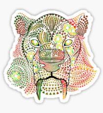 Leo - Smilodon Sticker