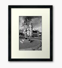 Beechworth Streetscape Framed Print