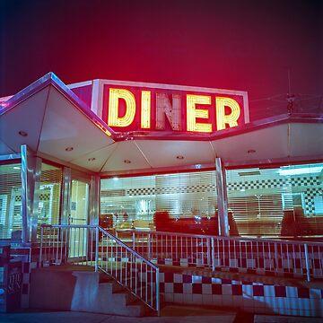 Old Diner by DanielRegner