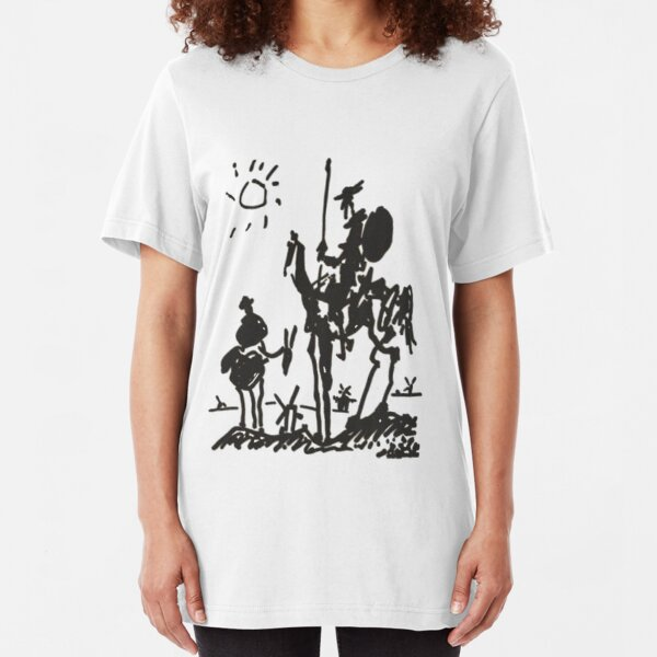 Pablo Picasso  Slim Fit T-Shirt