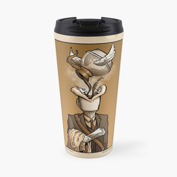 Coffee Monster Travel Mug