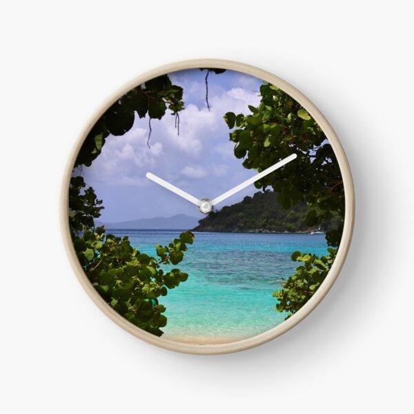 Enter the Caribbean Clock