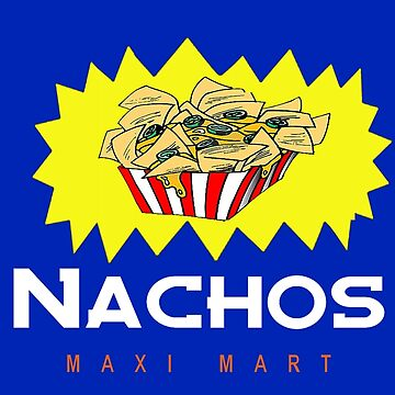 Maxi Mart Nachos by Speaklwd