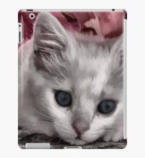 A Kitten Named Raiden iPad Case/Skin