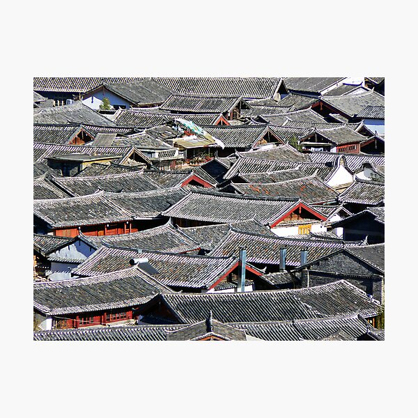 Lijiang Photographic Print