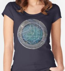 The Powers That B Women's Fitted Scoop T-Shirt