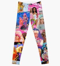 80's barbie Leggings