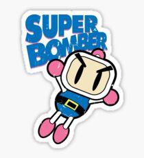 Super Bomber Sticker