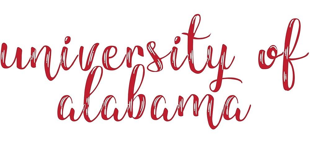 University of Alabama by kphoff