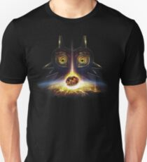 Legend of Zelda Majora's Mask Operation Moon Fall Unisex T-Shirt