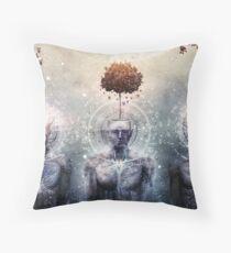 Hope For The Sound Awakening Throw Pillow