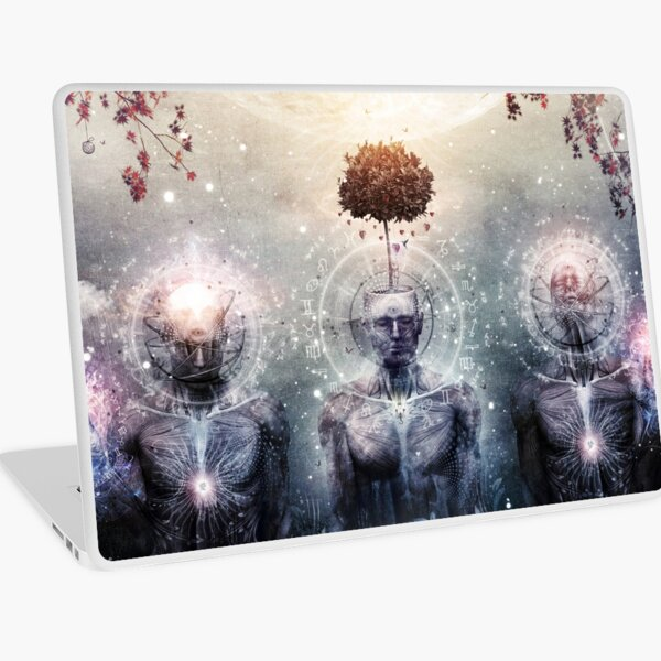 Hope For The Sound Awakening Laptop Skin