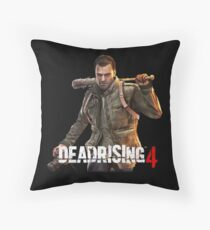 dead rising - to see what's happening on street Floor Pillow
