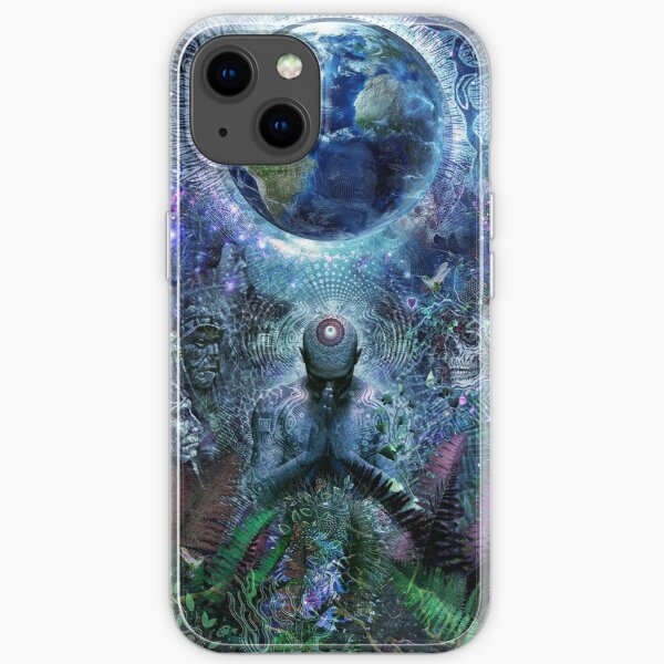 Gratitude For The Earth And Sky iPhone Soft Case