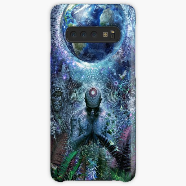 Gratitude For The Earth And Sky Samsung Galaxy Snap Case