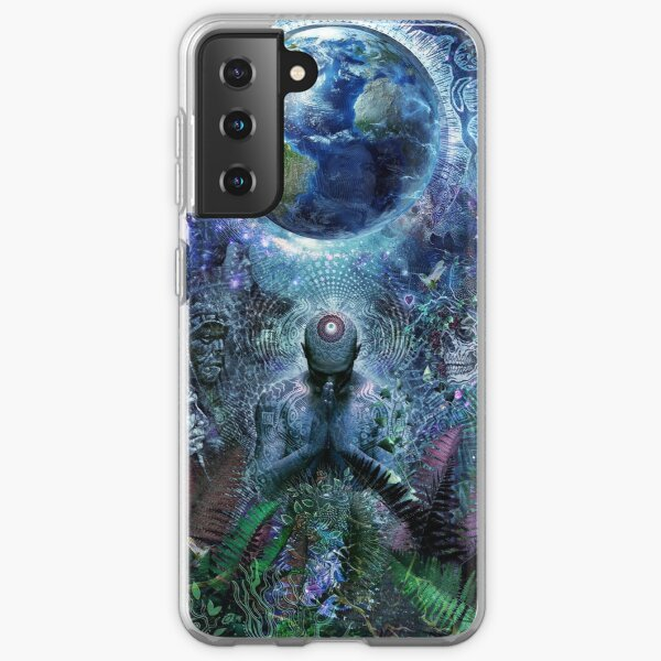 Gratitude For The Earth And Sky Samsung Galaxy Soft Case