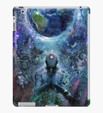 Gratitude For The Earth And Sky iPad Case/Skin