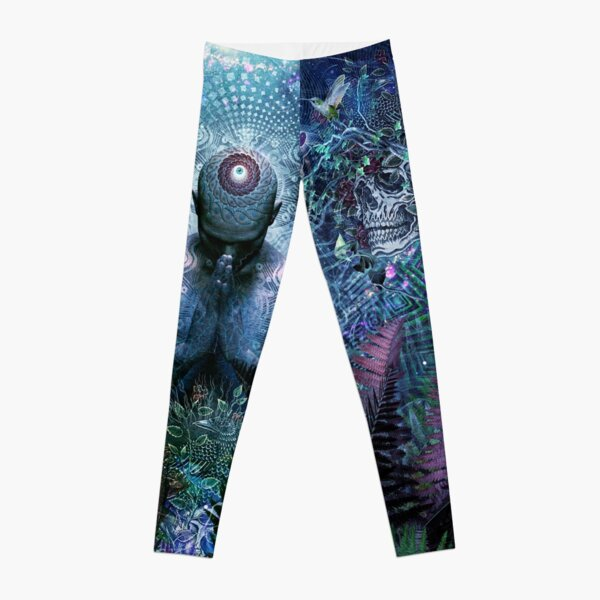 Gratitude For The Earth And Sky Leggings