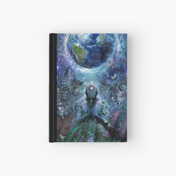 Gratitude For The Earth And Sky Hardcover Journal