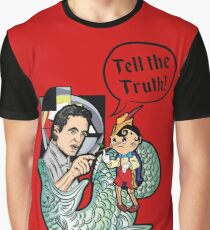 Dr. Peterson - TELL THE TRUTH Graphic T-Shirt