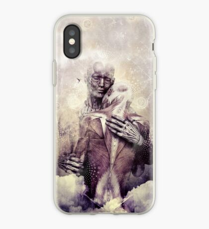If Only The Sky Would Disappear iPhone Case