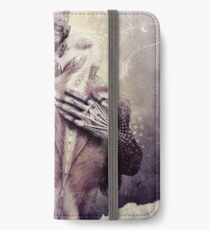 If Only The Sky Would Disappear iPhone Wallet/Case/Skin