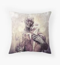 If Only The Sky Would Disappear Throw Pillow