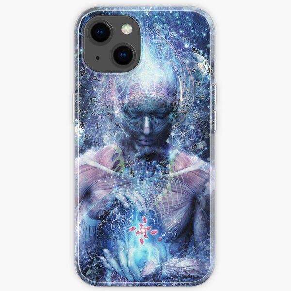 Silence Seekers iPhone Soft Case