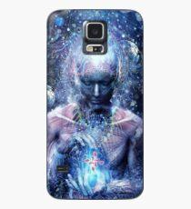 Stille Sucher Hülle & Klebefolie für Samsung Galaxy