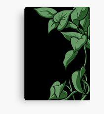 Greenery Canvas Print