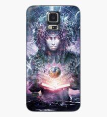 Funda/vinilo para Samsung Galaxy Océano Atlas