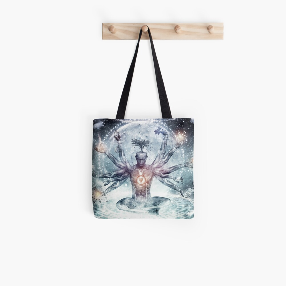 The Neverending Dreamer Tote Bag
