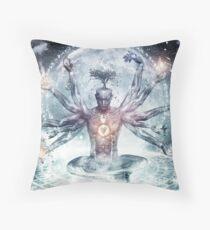 The Neverending Dreamer Throw Pillow