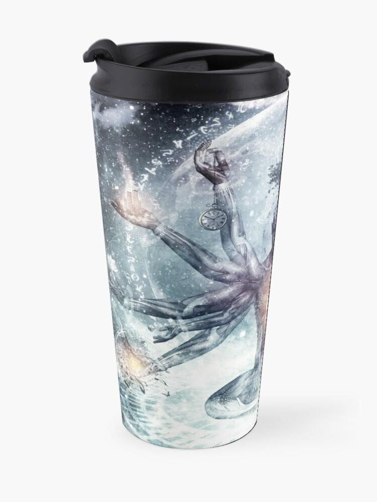 Alternate view of The Neverending Dreamer Travel Mug