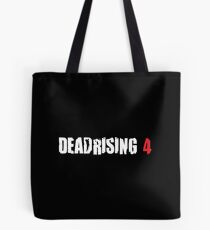 Dead Rising zombie survival Tote Bag