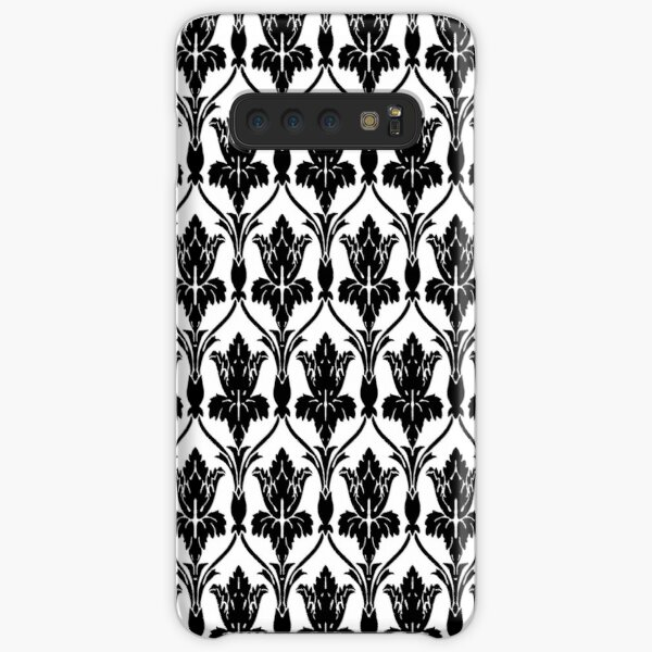 221b sherlock wallpaper Samsung Galaxy Snap Case