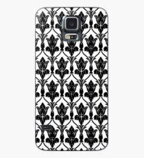 221b Sherlock Tapete Hülle & Klebefolie für Samsung Galaxy