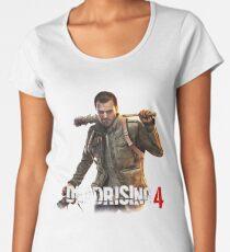 Dead Rising zombie survival Women's Premium T-Shirt