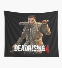 Dead Rising zombie survival Wall Tapestry
