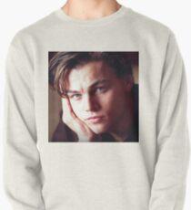 Leonardo DiCaprio Seductive Pullover Sweatshirt