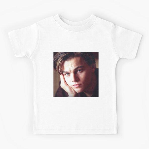Leonardo DiCaprio Seductive Kids T-Shirt
