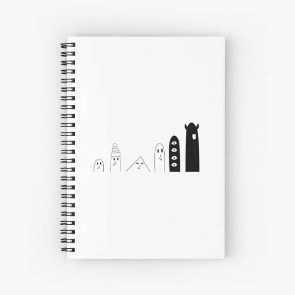 PunPun Cuaderno de espiral