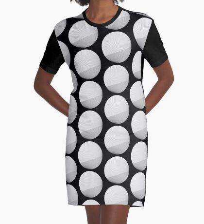Modulo n = 149.96 m = 149.554  Graphic T-Shirt Dress