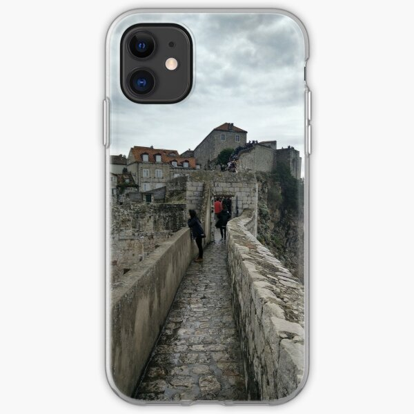 Wall to Wall walk way iPhone Soft Case