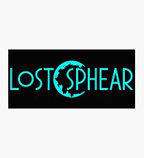 lost sphear Photographic Print