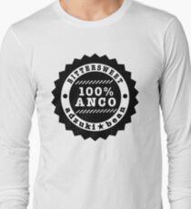 BITTER SWEET 100%ANCO adzuki☆bean Long Sleeve T-Shirt