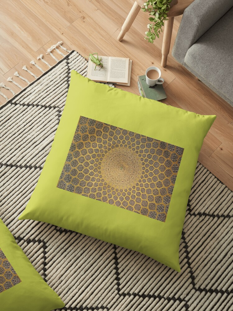 Middle Eastern Pattern Art\
