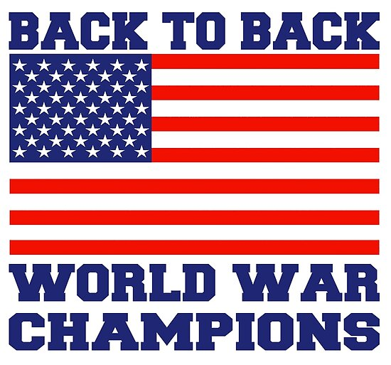 250d4c6ddb6 Back To Back World War Champions