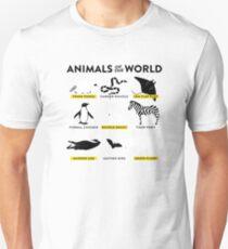 animals friendly Unisex T-Shirt